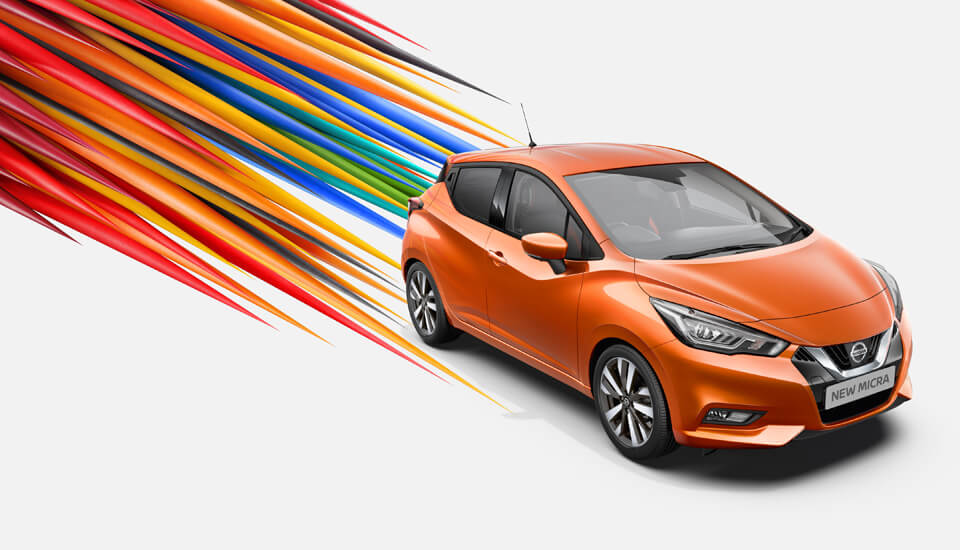 Discover the all-new Nissan Micra