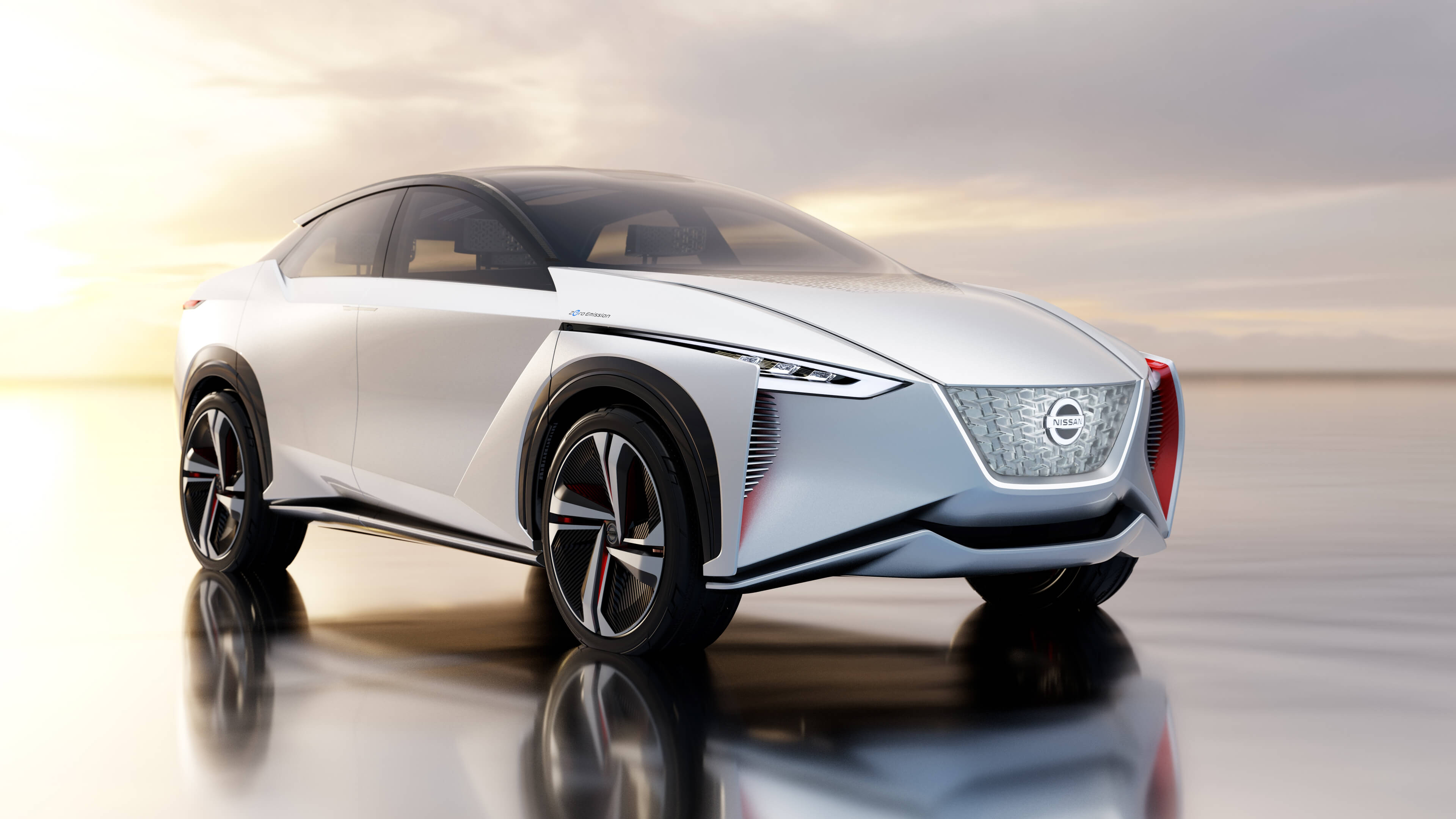 All-electric Nissan IMx SUV concept unveiled