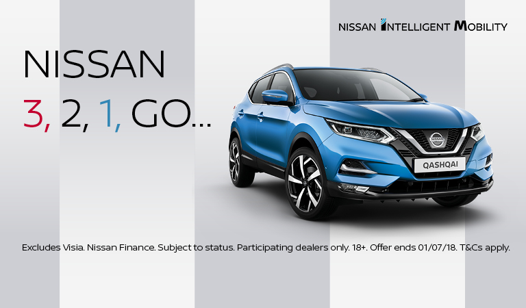 Nissan Crossover Event