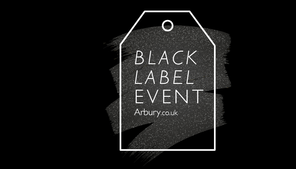 Black Label Event now on!