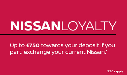 Nissan Loyalty Offer